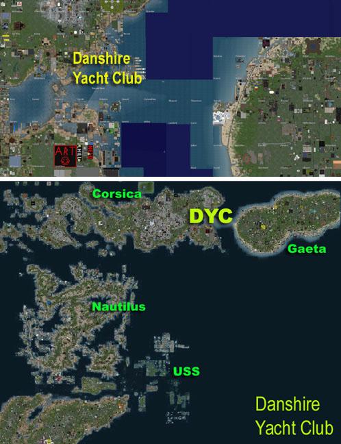 Danshire Yacht Club