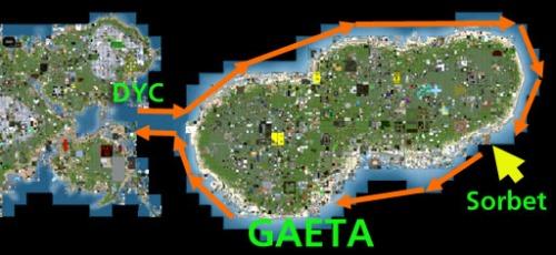 Gaeta Grand Tour Course