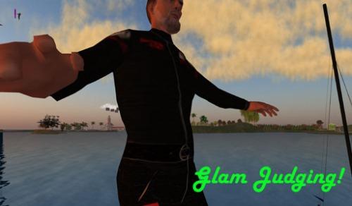 glam judging