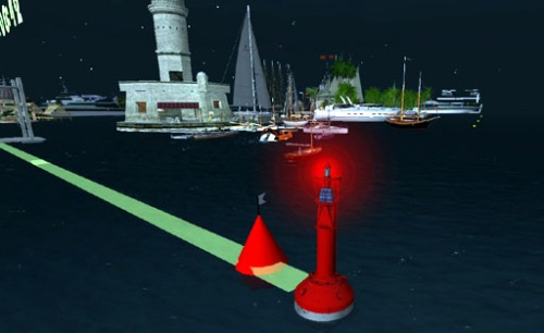 IALA-standard menu-driven buoy by Runnigbear and Beresford