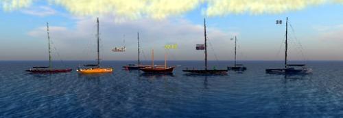 Big Boats at rest