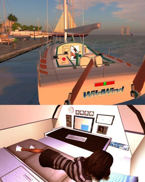 JMO60 dockside