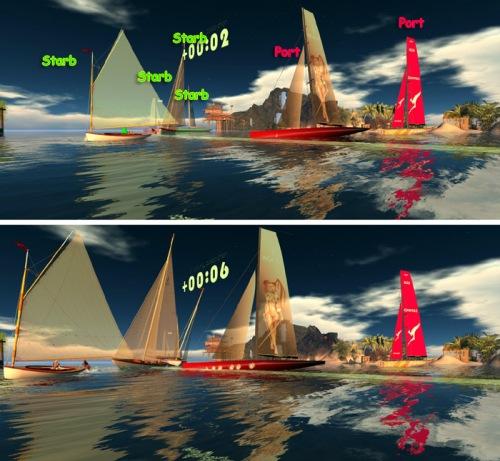 Fruit Islands Big-Boat Race AUG 31