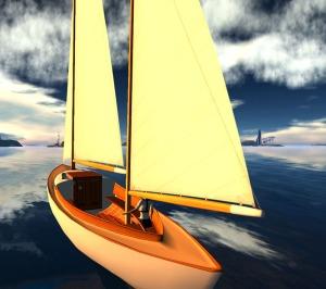 Trudeau BWind Concept Boat