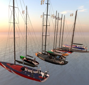 Ocean Racers (click to enlarge)