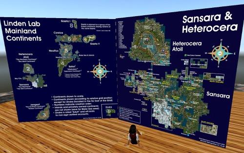 Carl Metropolitan Maps
