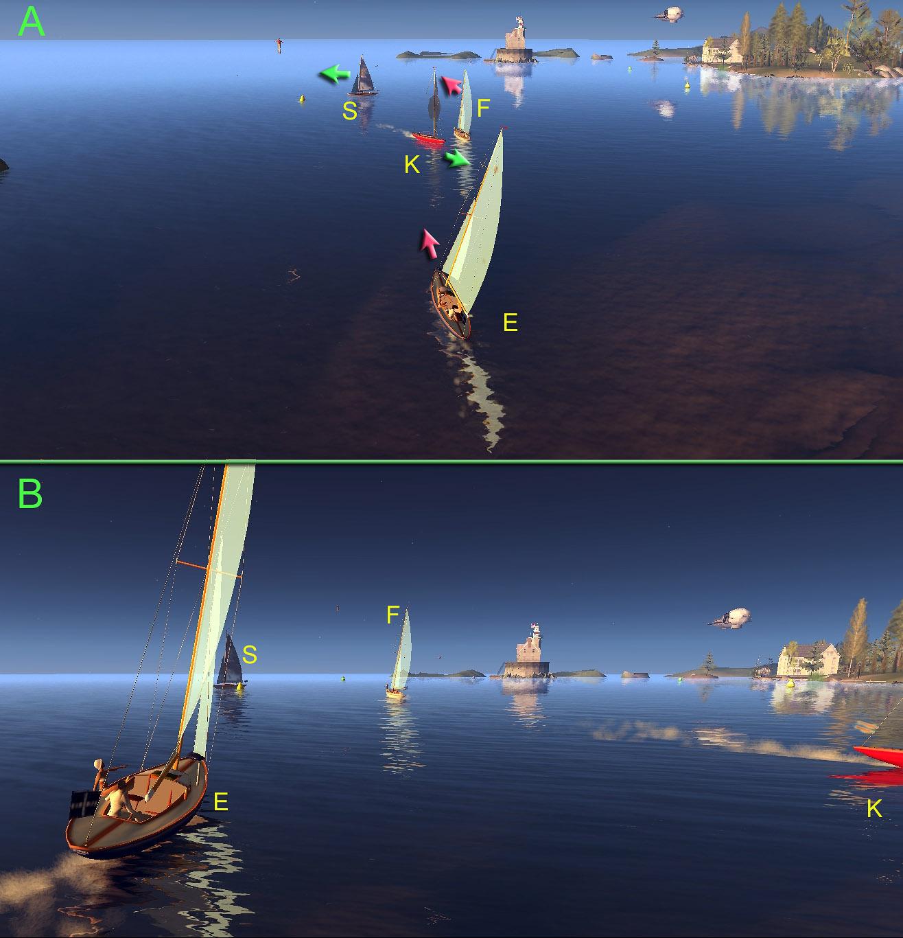 13 March 2011 Metaverse Sailing
