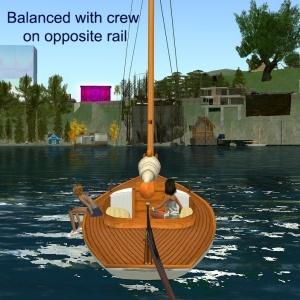 Gloriana beta balanced