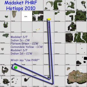 Madaket PHRF 2010 512