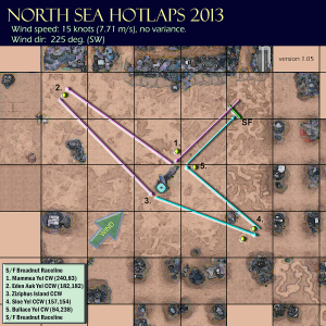 North Sea Hotlaps 2013 v105