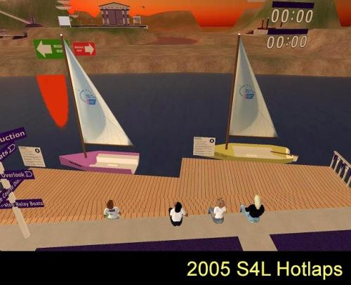 2005 hotlaps RFL
