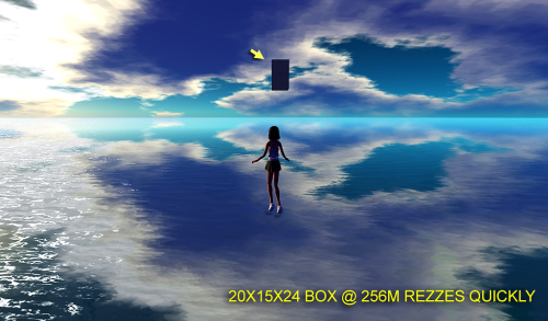 256m box