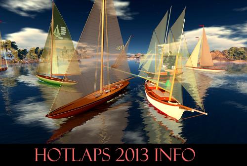 Hotlaps 2013 info