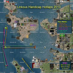 Linkous Handicap Hotlaps v102