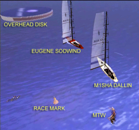 overhead disk