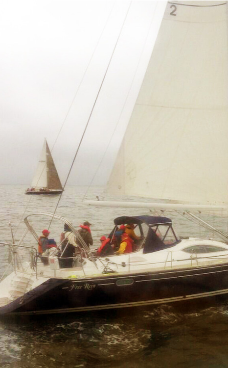 Wounded Warriors start FIGAWI race