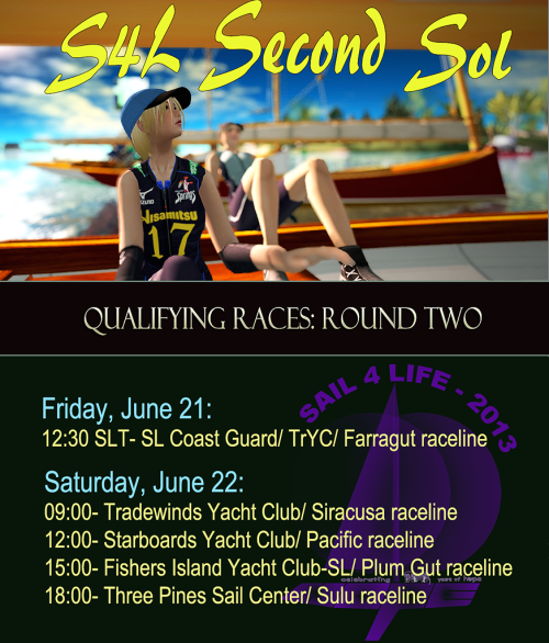 SECOND SOL - QUAL ROUND TWO