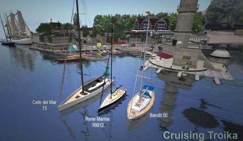 Cruising Troika