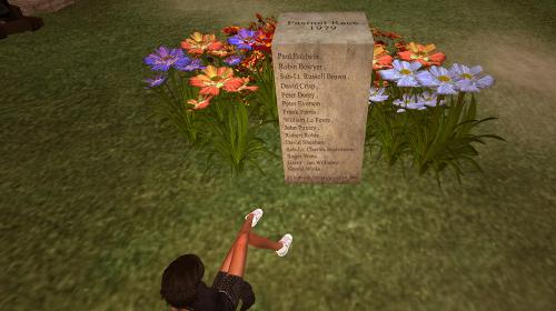 fastnet memorial